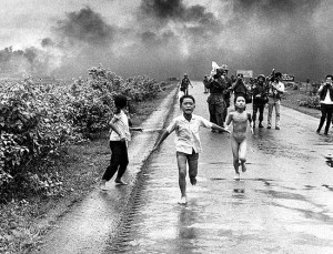 Vietnam War - America's use of chemical weapons - Napalm