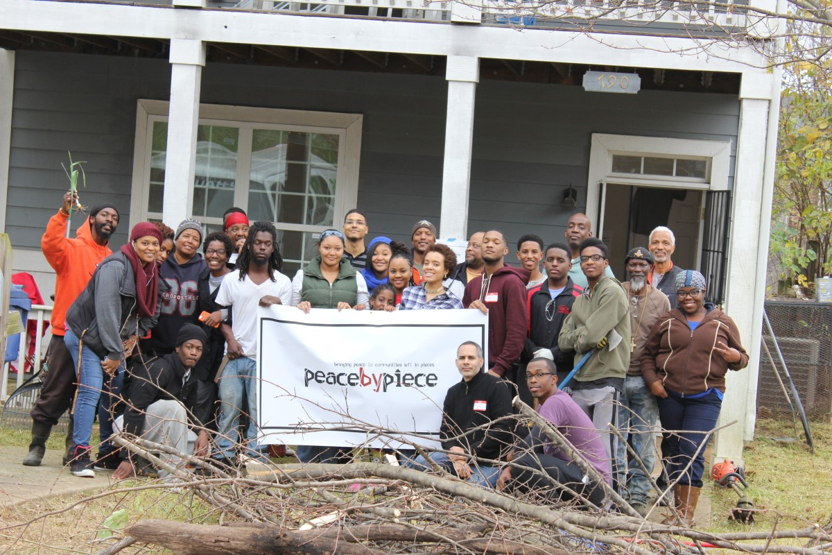 Creating Black Community Sustainability